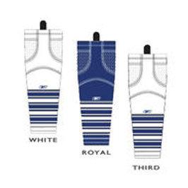 Reebok SX100 Toronto Edge Gamewear Socks- Adult