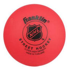 Franklin NHL Super High Density Street/Roller Hockey Ball
