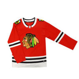 ADIDAS NHL Authentic Pro Chicago Jersey- Sr
