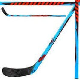 WARRIOR Retro Super Mac Daddy Grip Hockey Stick– Sr