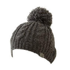 BAUER New/Era Cable Knit Pom Hat- Yth