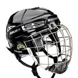 Bauer Re-Akt 100 Helmet Combo- Yth