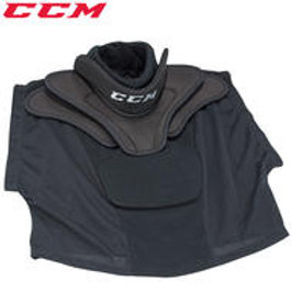 CCM BNQ Shirt Style Throat Collar – Sr '15