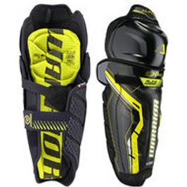 WARRIOR Alpha QX Pro Shin Guards- Jr