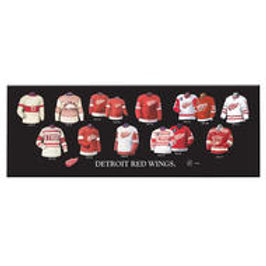 WINNING STREAK Legacy Uniform Plaque