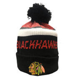 OUTERSTUFF Rinkside Team Pom Knit Hat