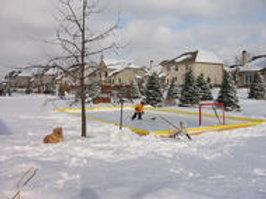 NiceRink Outdoor Ice Rink