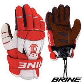 BRINE King IV Lacrosse Glove- Sr