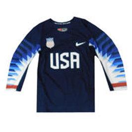 NIKE Olympic USA Replica Jersey- Sr