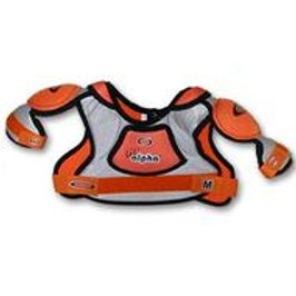 Infinity Lil' Alpha Shoulder Pads- Youth