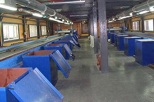 Presona Sorting Plant Room