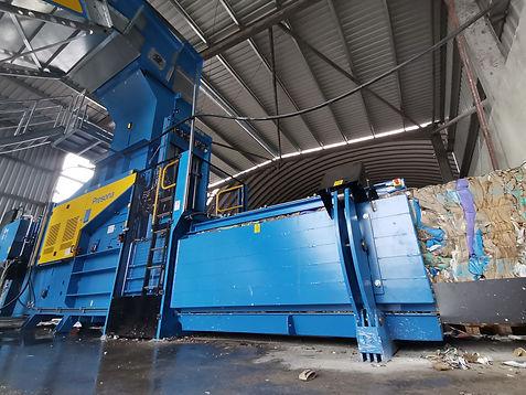 Agnail New Recycling Baler