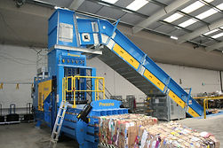 Presona LP50 EH2 Fully Automatic Baler