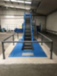Another Preona Conveyor Installation
