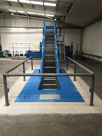 Another Preona Conveyor Installation