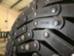 Genuine Presona chain for a conveyor