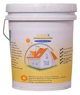 LuminX cool roof coating luminx