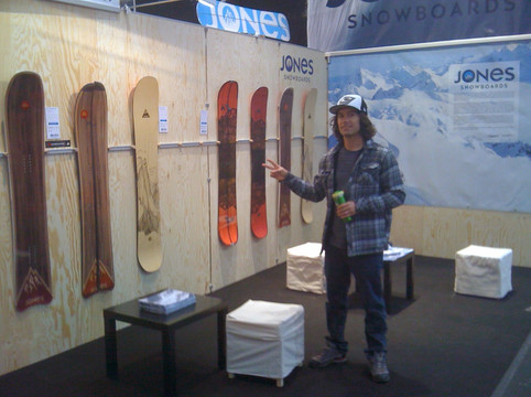 6. Ready to show the full 2011 line in Münich during ISPO
