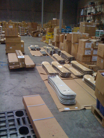 Summer 2010, the production of the first year board arrives in North Americal (Bellingham)