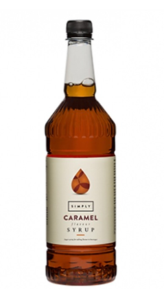 Caramel Syrup 1 litre
