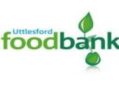 Donating to our local foodbank for New Year 2018