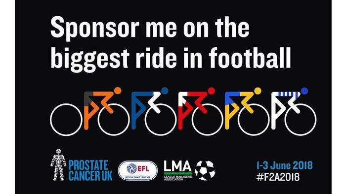 Alloy Fabweld sponsors 145 mile bike ride!