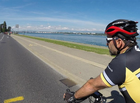 Cycling 176km in just 1 day!