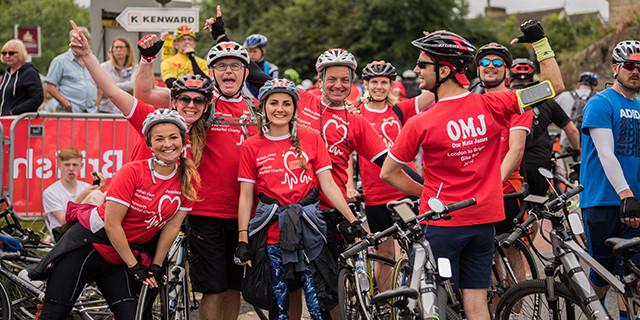 London to Brighton for the British Heart Foundation