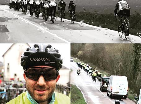 Cycling a mad 720km!!