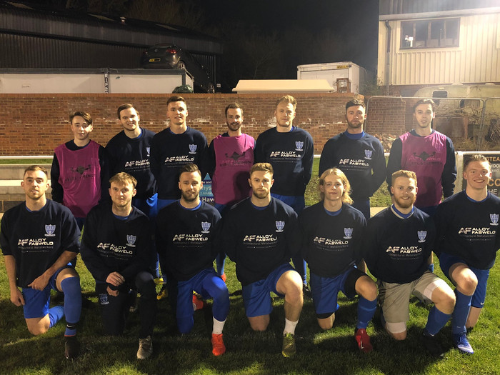 Flitch United AFC's new kits!