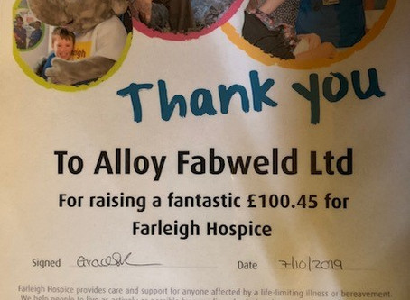 A tasty way to raise funds for local hospice