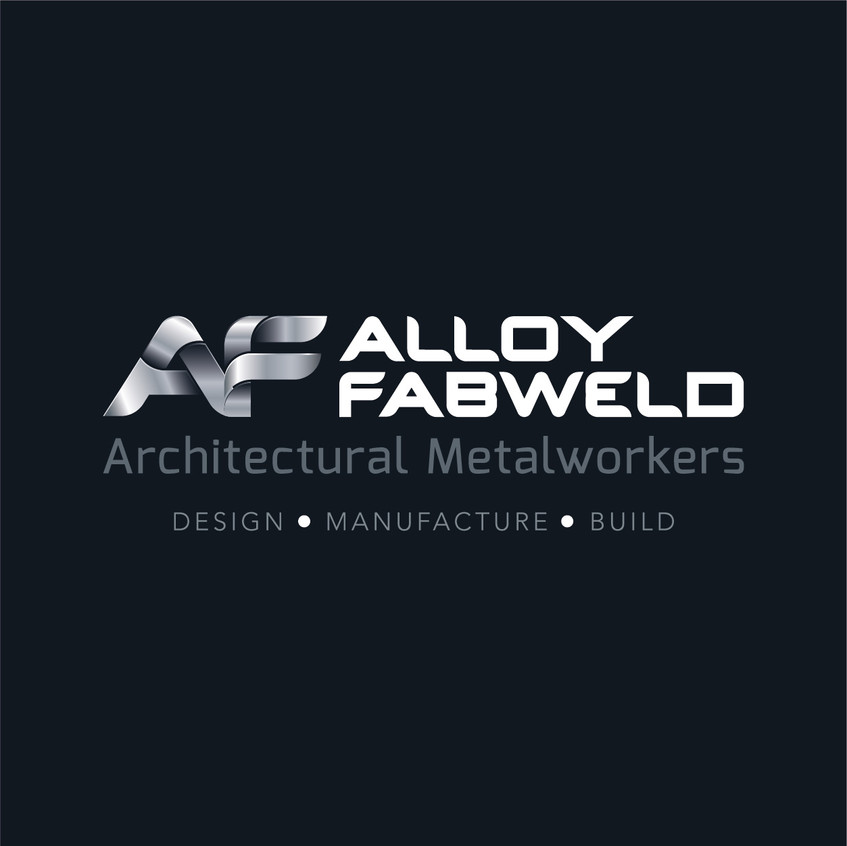 AlloyFabweld Logo Black cmyk