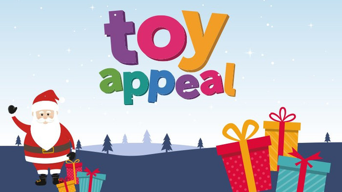 Charity Toy Appeal 2019