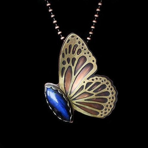 #1104 - Labradorite Butterfly