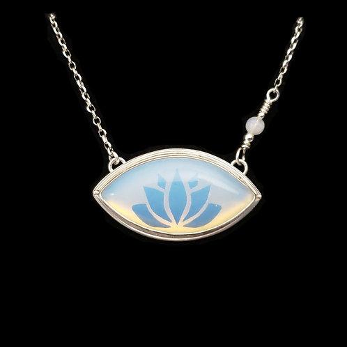 Opalite / Lotus Flower