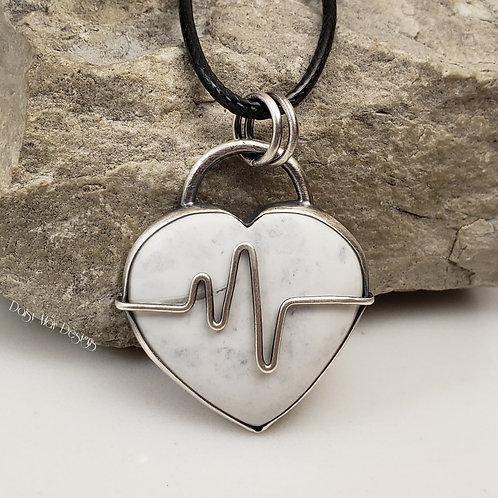 """#1250 - Maligano Jasper """"Heartbeat"""""""