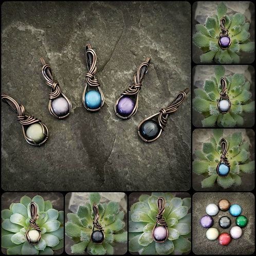 Resin Drops - Choose your color