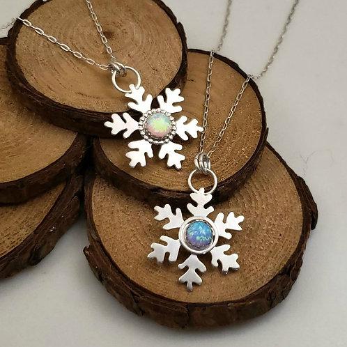 Bello Opal Snowflake - Choose your color