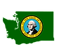 WA State Emblem Flag.png
