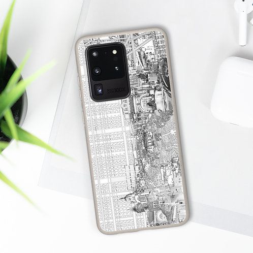 INTERSECTION design by OREWILER - Biodegradable Case