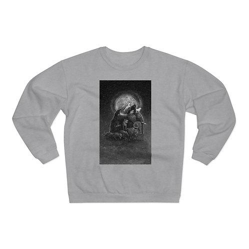 GAIA design by OREWILER - Unisex Crew Neck Sweatshirt