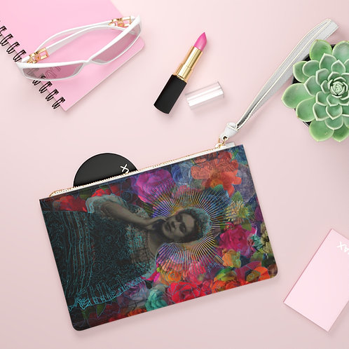Clutch Bag Frida Flowers by OREWILER