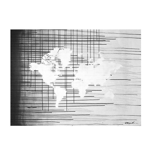 Metro world Map