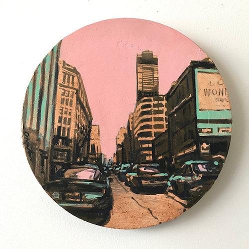 """Downtown (12"""" circle)"""