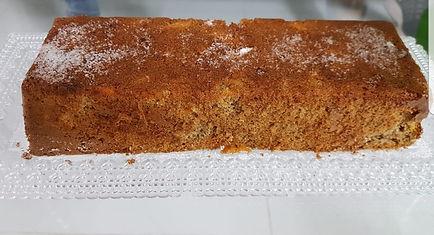 עוגת גזר וכוסמין