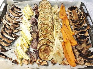 אנטיפסטי ירקות דיאטטים