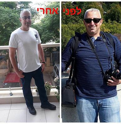 צביה דיאטנת קלינית סיפור הצלחה