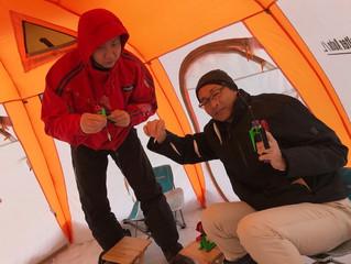 北海道富良野ワカサギ釣り情報