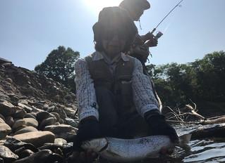 北海道富良野ボートツアーフィッシング