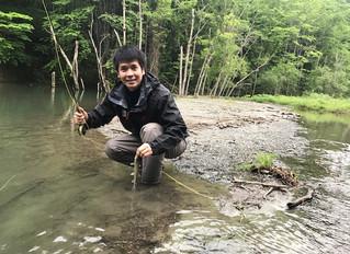 北海道富良野フライフィッシング